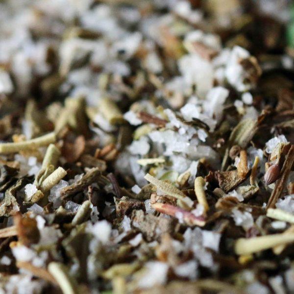 Fleur de sel de l'Île de Ré aux herbes de Provence