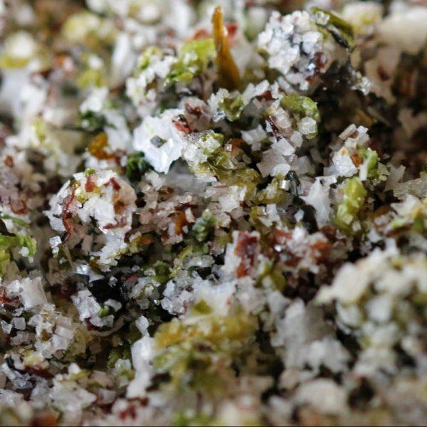 Fleur de sel de l'Île de Ré aux 3 Algues