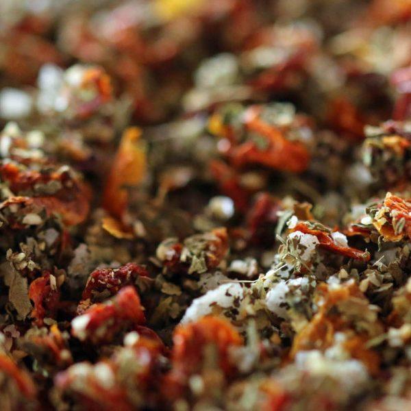 Sel marin de l'Île de Ré Tomates & Basilic
