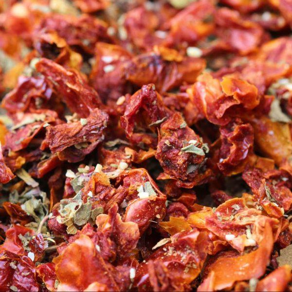 Tomates & basilic sans sel de l'Île de Ré