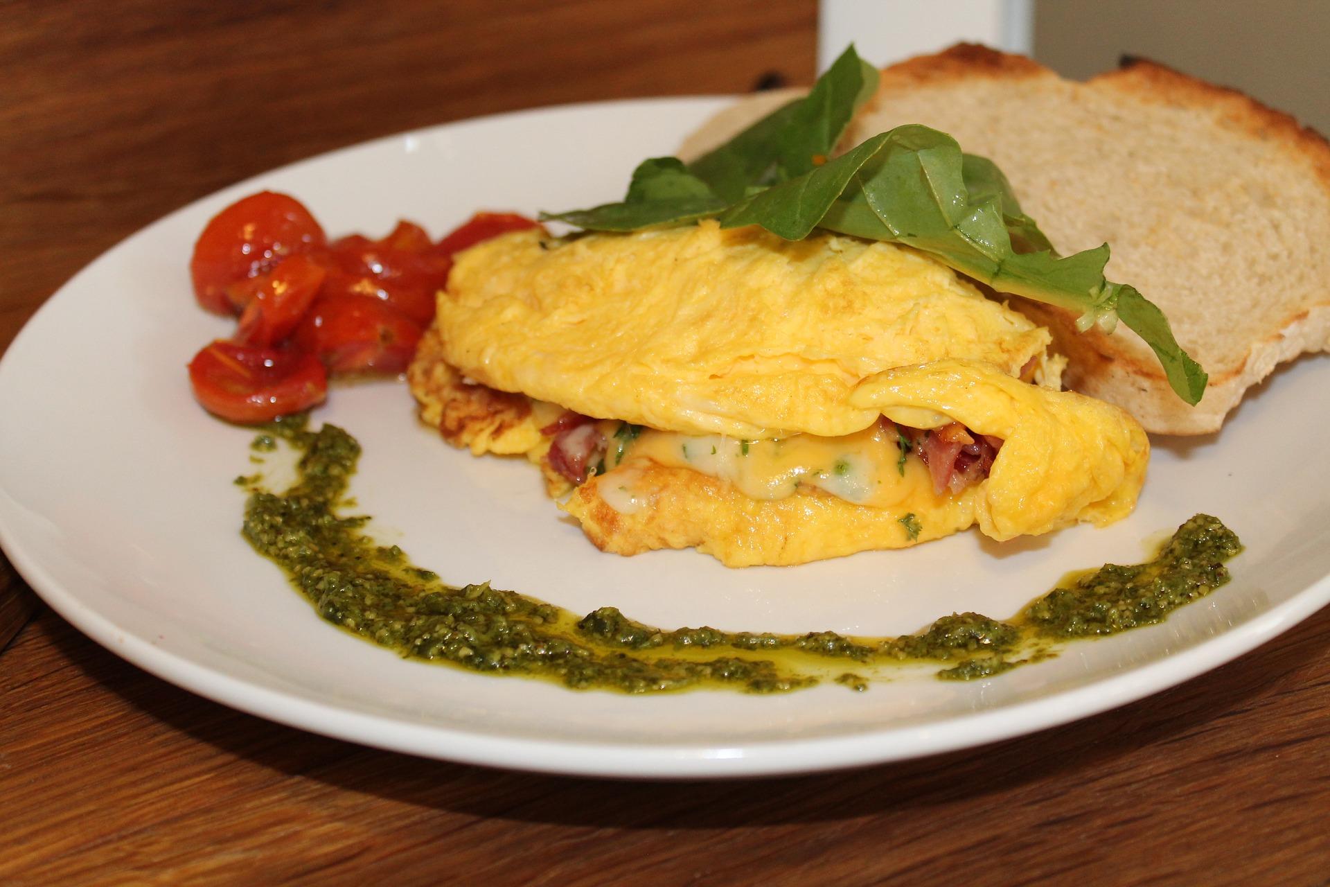 Omelette Parisienne