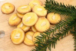 Palets Breton, amande et gros sel